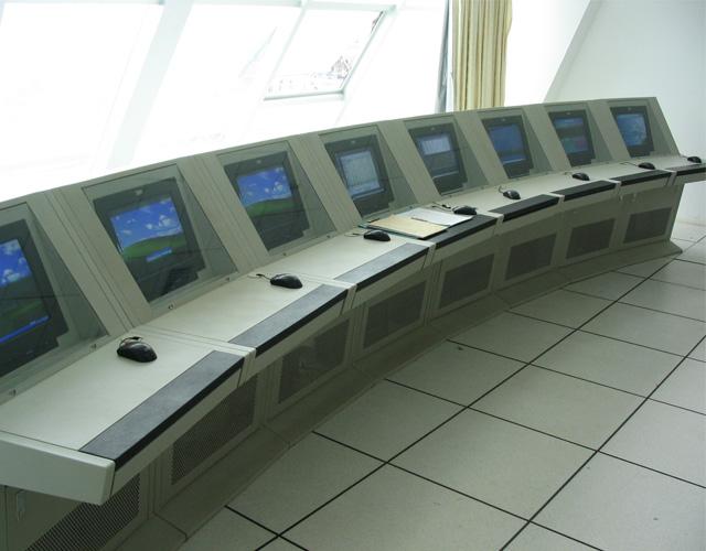 立面式操控台