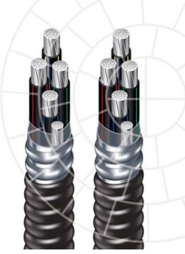 YJLHV62(ACWU90)凱裝護套鋁合金電纜