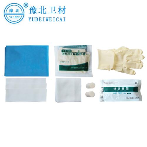 黑龙江一次性使用透析护理包