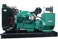 300KW上柴柴油发电机组