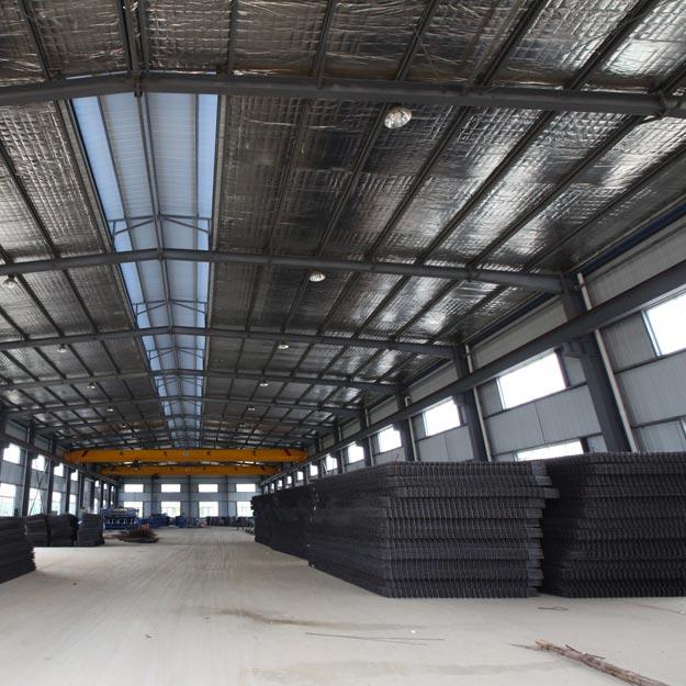 南宁钢结构厂房