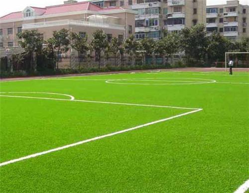 西安人造草坪制作