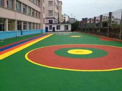 西安EPDM塑膠地板