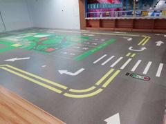 兒童遊樂場地板