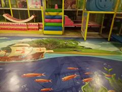 西安儿童游乐场地板
