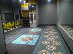 西安健身房地板廠家