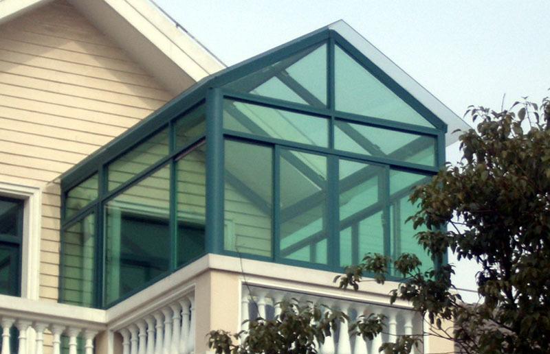 玻璃阳光房