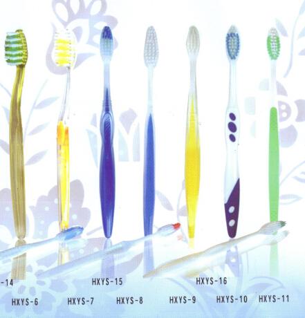 山西客房牙具