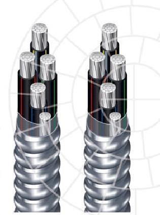 铠装铝合金电缆