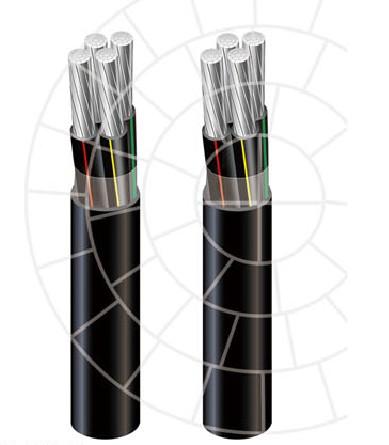 钢带铠装铝合金电缆