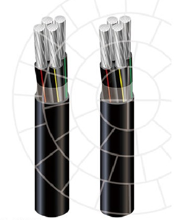 非凯装铝合金电缆
