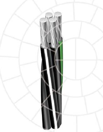 紧密型单丝压型绞合导体