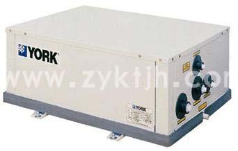 约克YSAC风冷式冷水机组/空气源热泵机组