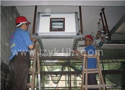 东莞中央空调安装