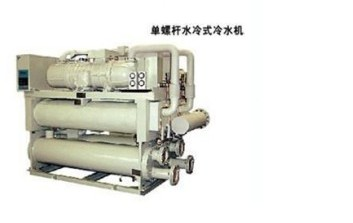 单螺杆水冷式冷水机