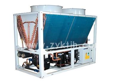 约克YCAE模块式风冷冷水/空气源热泵机组
