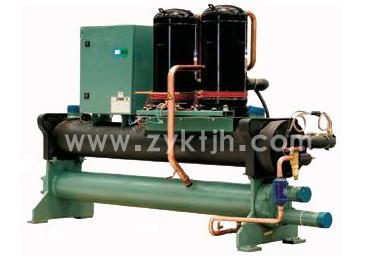 约克YCWE模块式水冷涡旋冷水机组