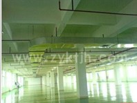 中央空调风管安装实例