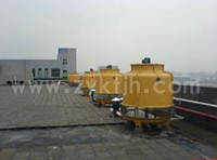 中央空调冷却水塔安装