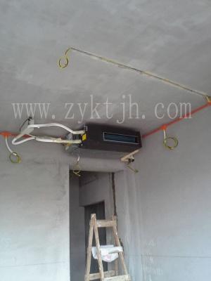 多聯機變頻中央空調風口安裝