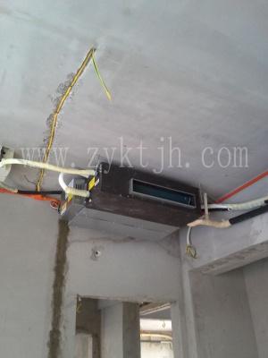 多联机变频中央空调风口安装