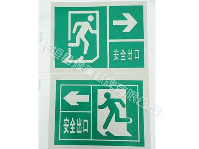 建筑安全标牌