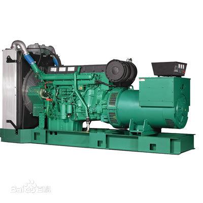 沃尔沃柴油发电机组