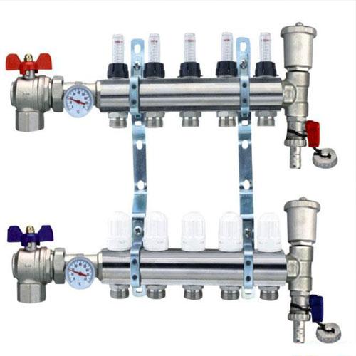 长沙地暖分水器厂家
