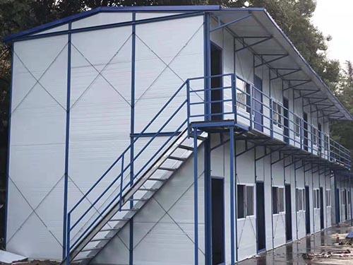 贵阳钢结构活动板房