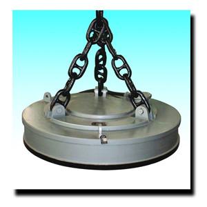圆形电磁吸盘厂家