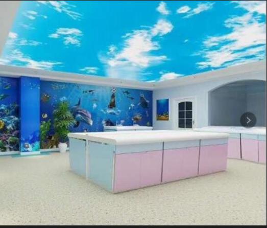 婴幼儿洗浴中心