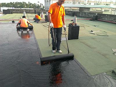 六盤水防水工程