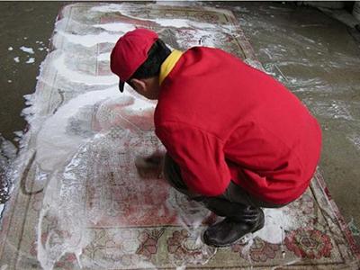 貴州地毯清洗