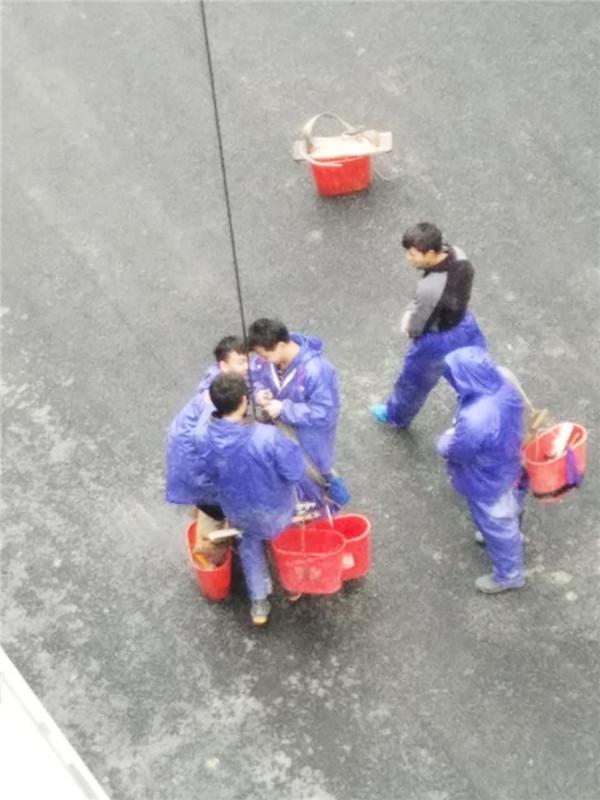 貴州幕牆清洗