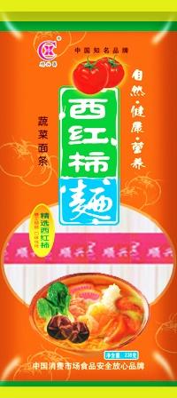 深圳西红柿挂面厂家