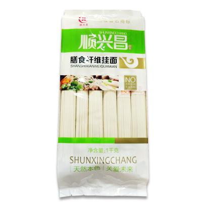 深圳膳食纤维挂面