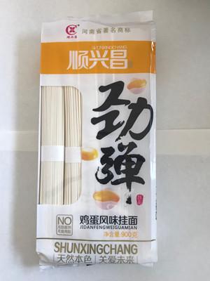深圳鸡蛋风味挂面