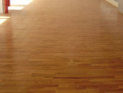 专业实木运动地板