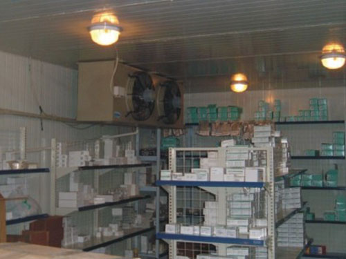 贵州药品冷库