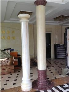 四川石材圆柱