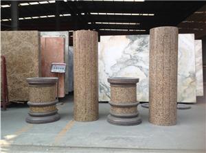 成都石材圆柱