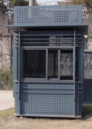 甘肃氟碳喷漆岗亭简介