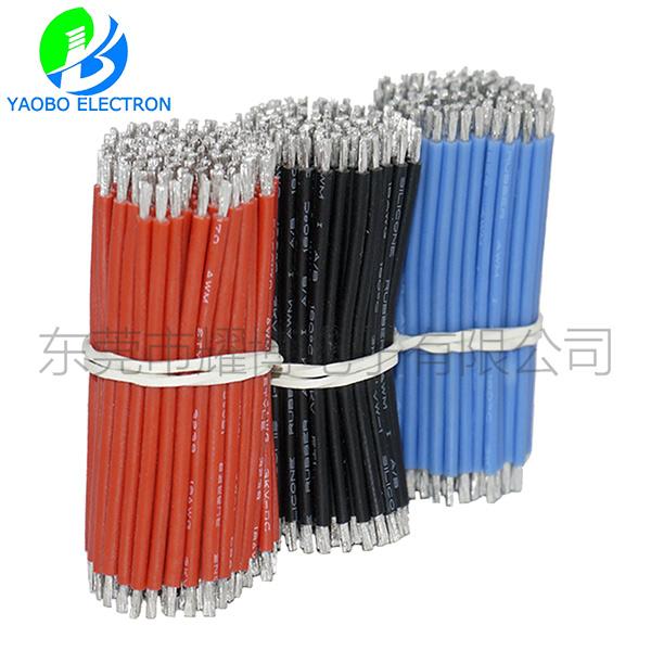 3125硅胶编织线
