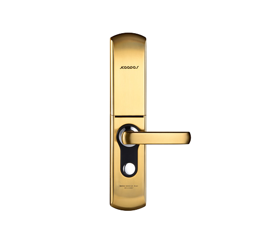 防盗指纹密码锁