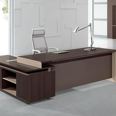 【厂家】低调奢华的办公桌椅 石家庄办公家具还您一片绿色