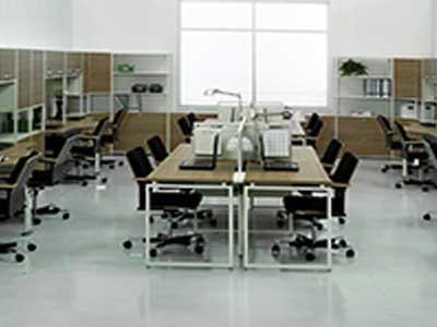 【图文】办公桌椅有几类_什么决定了舒适度