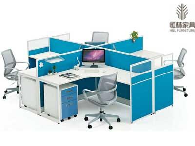 办公隔断桌椅
