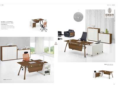 石家庄办公桌椅组合
