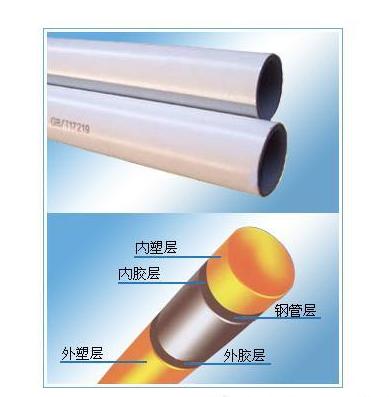 PSP钢塑管