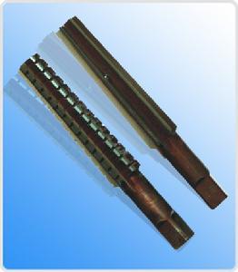 整体硬质合金螺旋槽铰刀